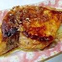 もろサメ肉のソテー