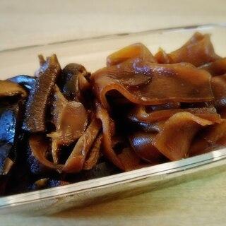 ご飯のお供に♪ かんぴょうと椎茸の佃煮★