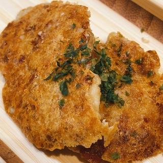離乳食 後期 納豆と高野豆腐のおやき