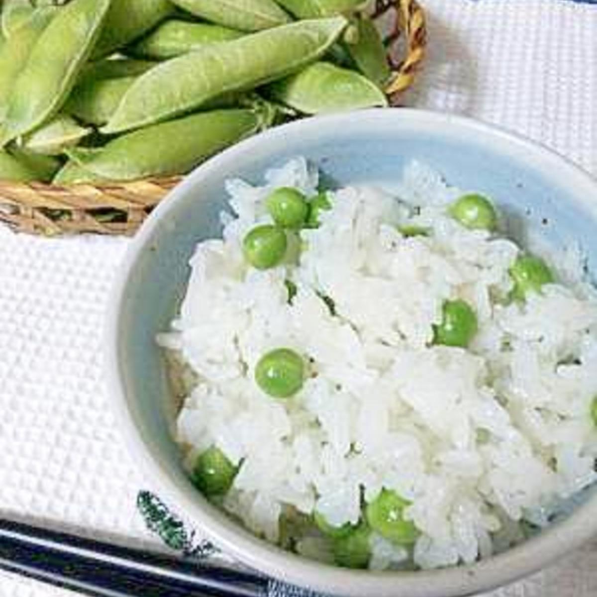 レシピ 豆 ご飯