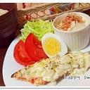 鮭のチーズマヨネーズ焼き
