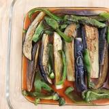 作り置きの野菜