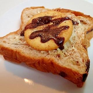 リッツONチョコデニッシュパン