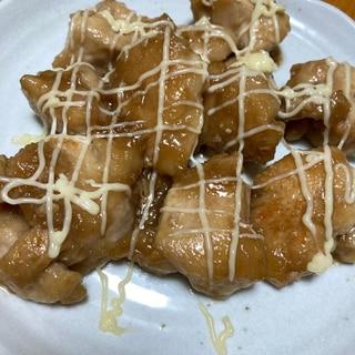 鶏胸肉のテリマヨ
