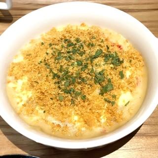 揚げない&丸めない カニクリームチーズコロッケ