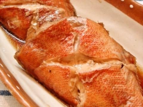 赤魚の煮付け☆