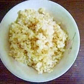 炊飯器で美味しい玄米の炊き方