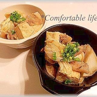 """★""""豚肉ですき焼き味煮物"""