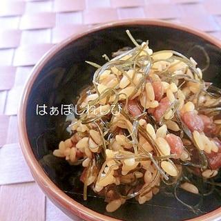 米麹でこうじ納豆✿