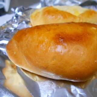 とっても簡単 オーブントースターでクリームパン
