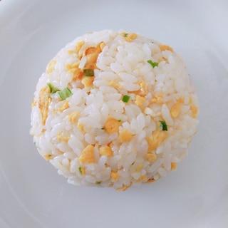 卵と味噌で☆和風おにぎり