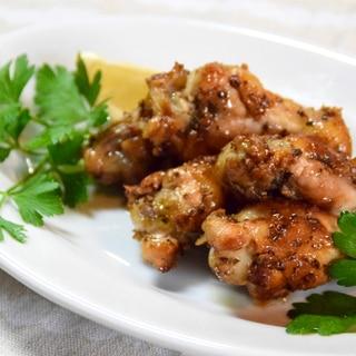 オレガノ香る ⌘ 鶏手羽元のさっぱり煮