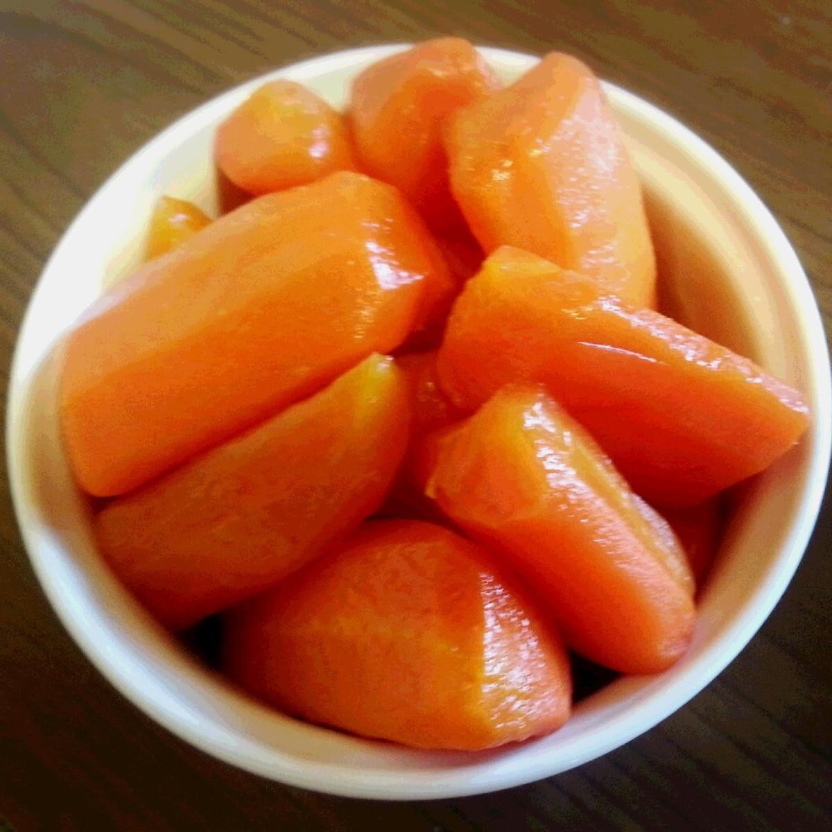グラッセ レシピ 人参