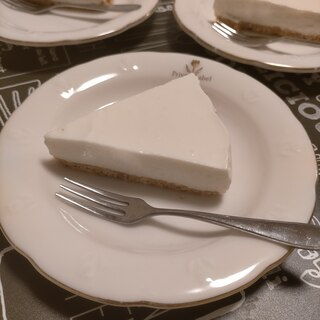 ココナッツヨーグルトムースケーキ꙳★*゚