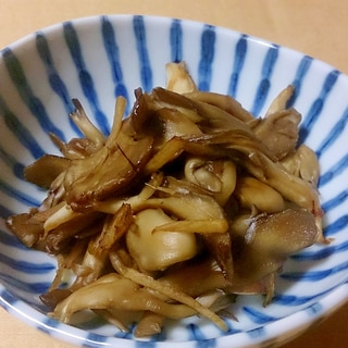 我が家の常備菜☆舞茸の佃煮