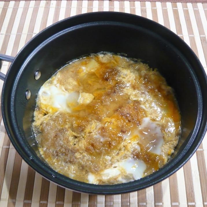 煮 レシピ カツ
