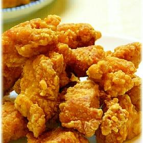 鶏胸肉で☆しっとり柔らか♪鶏のから揚げ