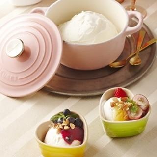 [ル・クルーゼ公式] ココナッツ・アイスクリーム
