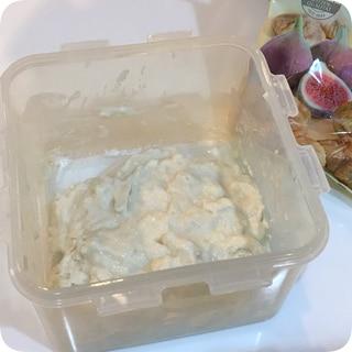 ぶどうの天然酵母(前種)