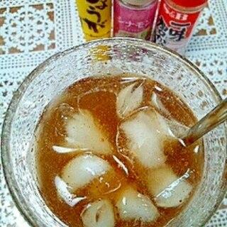 アイス☆燃焼系烏龍茶♪