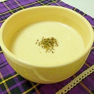秋のスープ♪きのことじゃがいものポタージュ