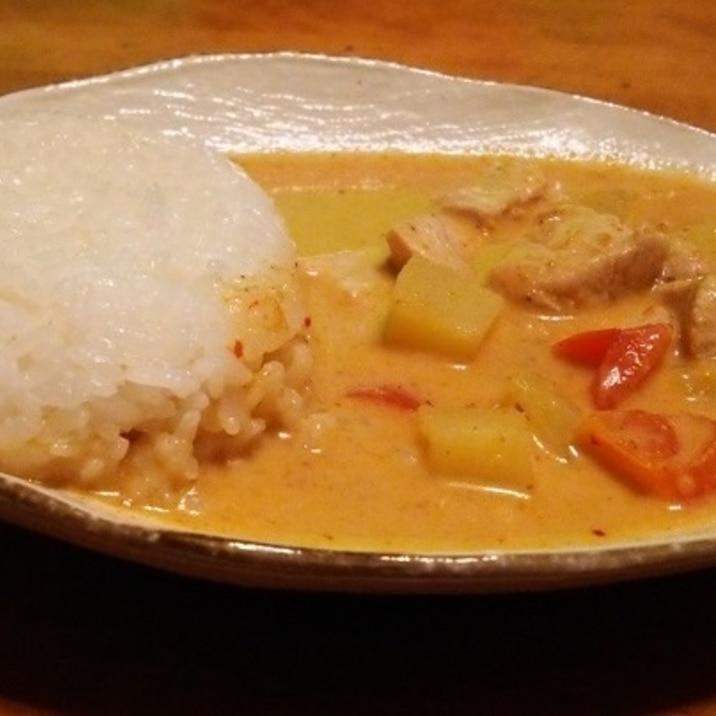 マン レシピ マッサ カレー