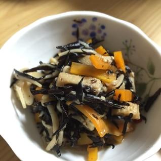 甘麹入り★生ひじきの煮物