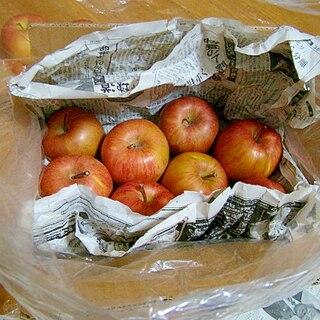 大量購入の林檎✿上手に保存でおいしさ長持ち