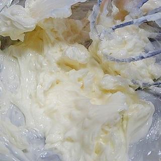 うちの下ごしらえ「バターをクリーム状にする」