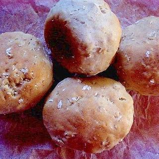 簡単です。オートミールの雑穀パン