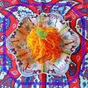 ロシアで人気*キムチ風のにんじんサラダ