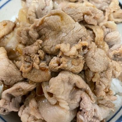 安いこま切れ肉で作りましたが、簡単でとても美味しかったです!