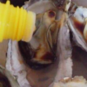 牡蠣の下処理