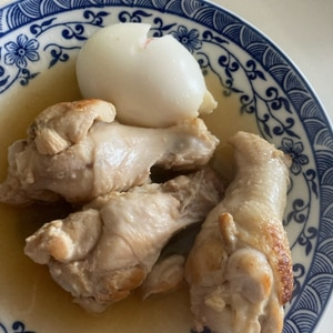 かんたん酢で簡単♪手羽元のさっぱり煮