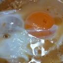 チキンラーメン ピリ辛豆板醤生姜ミルク