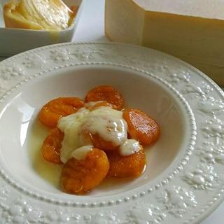 【楽天市場商品で作る】チーズとろける南瓜のニョッキ