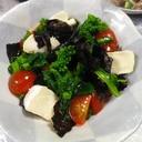 菜花カマン海苔サラダ