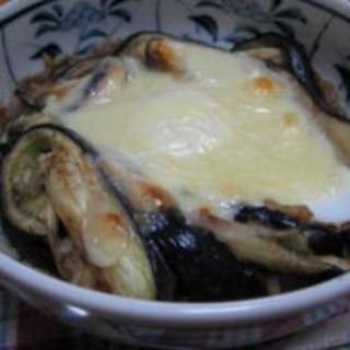おつまみに☆チーズナス