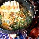 タッコギメウンタン(鶏肉の辛い鍋) 닭매운탕