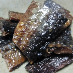 本干し身欠きにしんの下処理と煮物