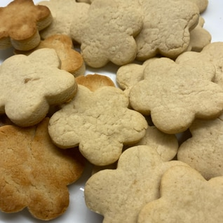 *幼児にも*優しい味のクッキー