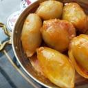 トルコ料理★肉入りたまねぎのドルマ