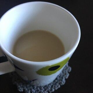 ほっこりあったか蜂蜜カフェラテ