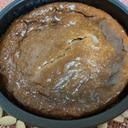 バレンタイン★チョコチーズケーキ