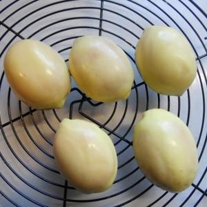 昔懐かしのレモンケーキ【No.237】