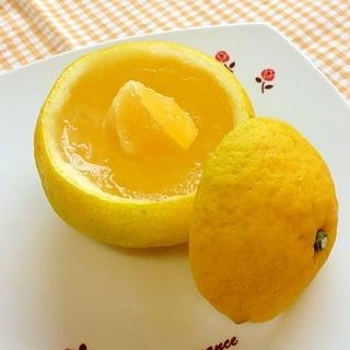 ニューサマーオレンジまるごとゼリー