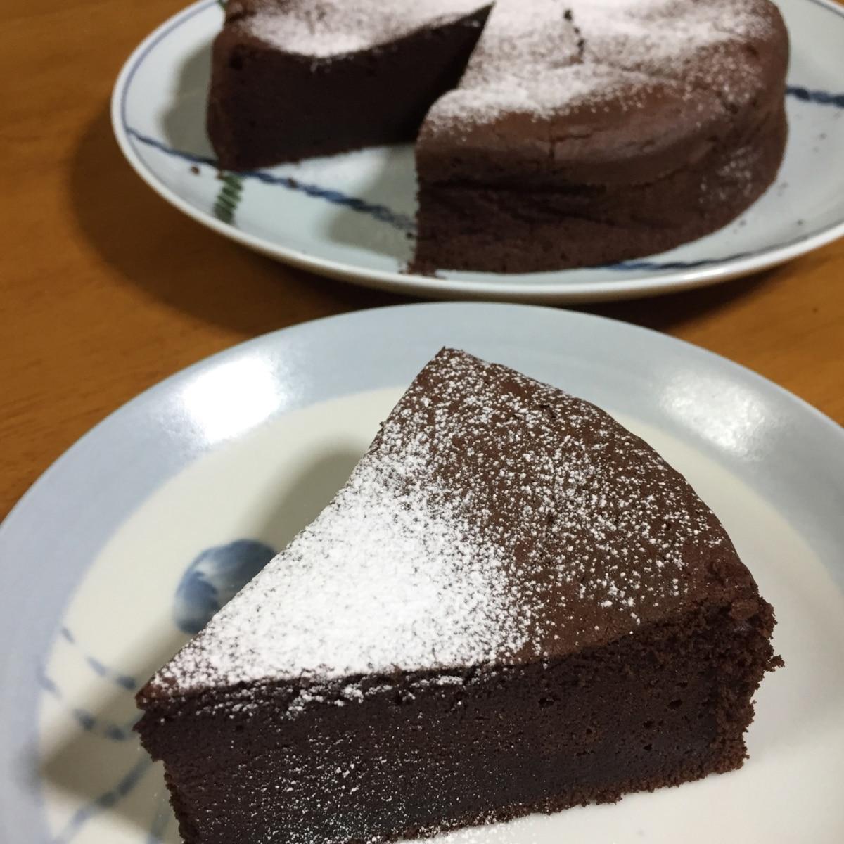 ショコラ レシピ 人気 ガトー