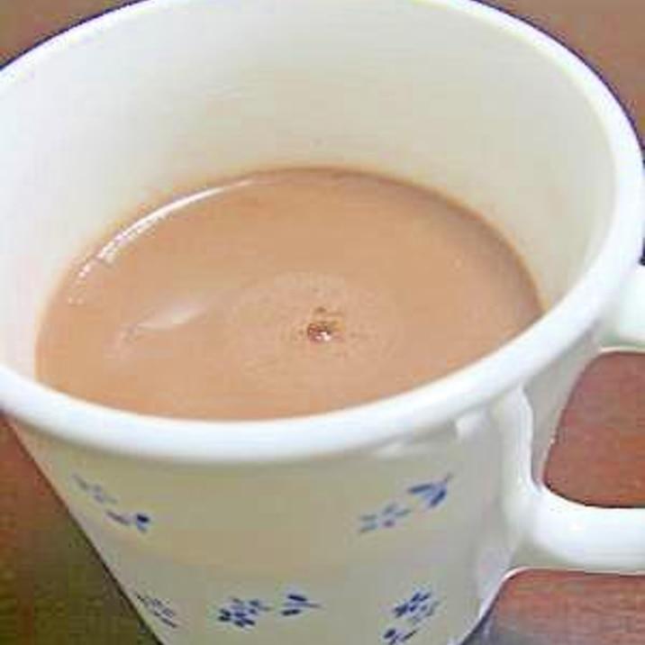 いちばん普通の豆乳ココア
