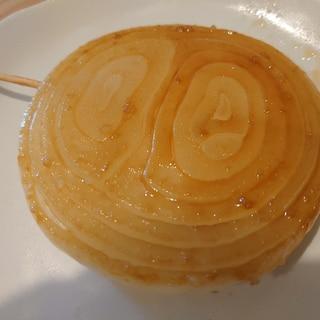 スキレットで作るタマネギステーキ