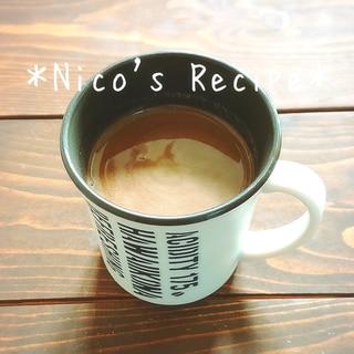 カフェ風♪黒糖チャイ